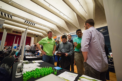 Engineering, Computer Science and Technology Career Fair | by dailycollegian