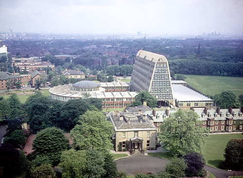 Hollings Building ('the Toast-Rack'), 1967