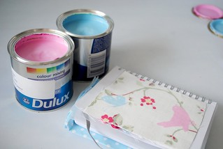 Easter Paint Colours