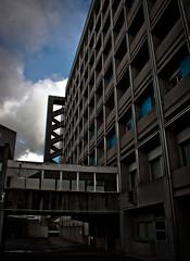 Grey Blue Hospital