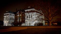 Palais at Night
