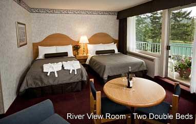Bow View Lodge (Alberta, Canada)