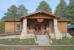 0107 North Rim Grand Canyon Visitor Center