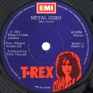 T-Rex - Metal Guru