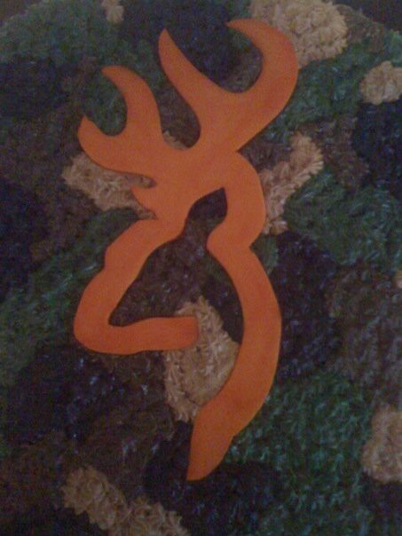 browning logo for camo cake | Flickr - Photo Sharing!