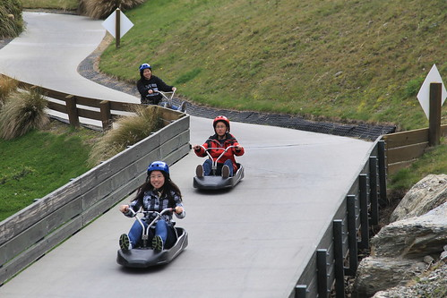 Queenstown Skyline luge