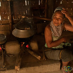 Making Rice Wine in a Tripura Village - Bandarban, Bangladesh