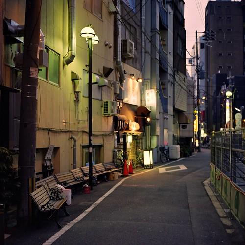 Umeda Back Street