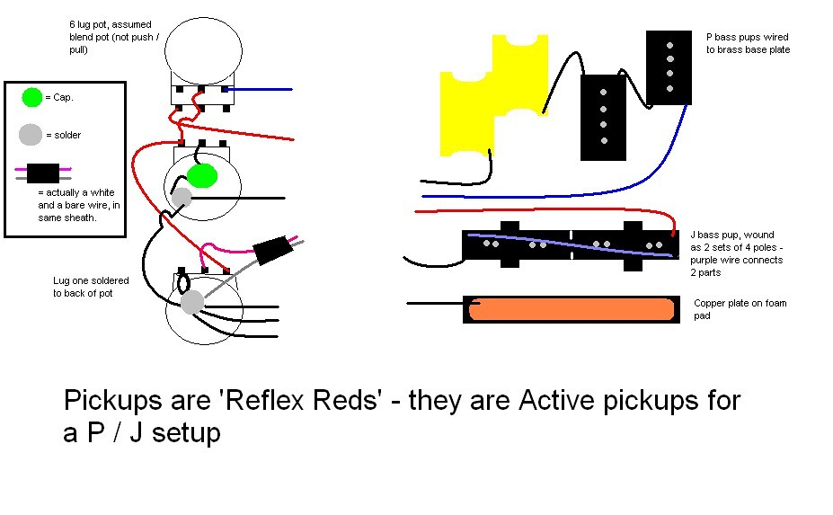 Reflex Pickups
