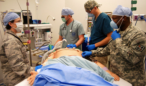 U.S. Army Graduate Program in Anesthesia Nursing