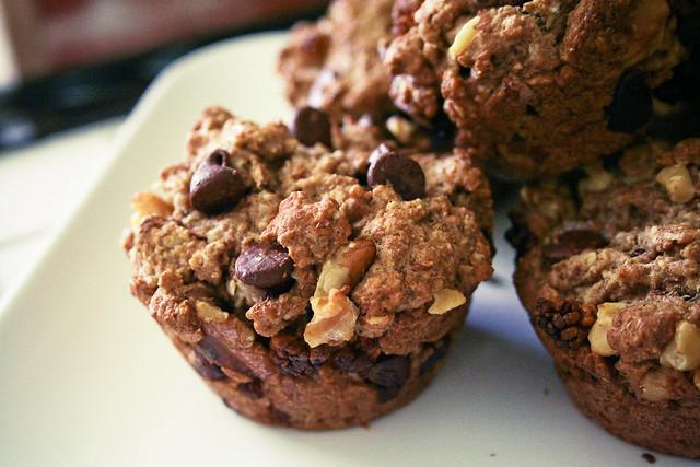 vegan oatmeal chocolate chip muffins | Explore chadilaksono ...
