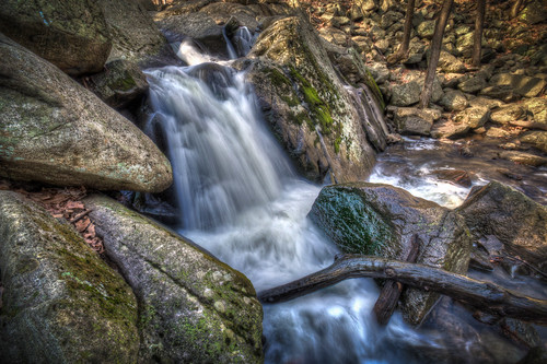 park longexposure nature water rock nikon stream waterfalls hdr d90