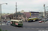 MUNI TROLLEY FESTIVAL--648, 130 and 189 at Ocean Beach by milantram