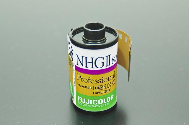Fujicolor NHG II 800