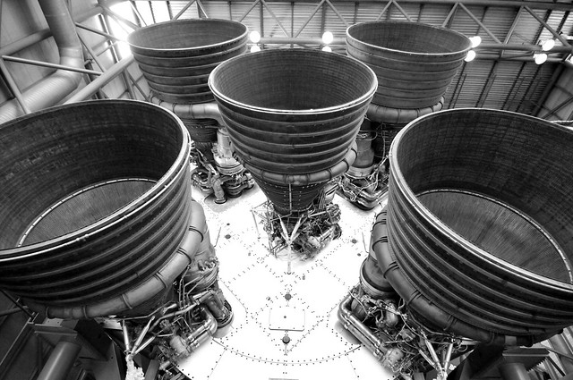 Photo:Saturn V Stage 1 By:Dave Schumaker