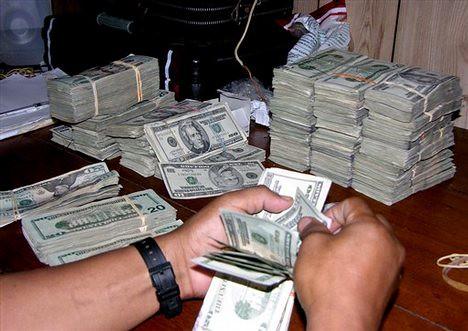 money stacks.. | Flickr - Photo Sharing!