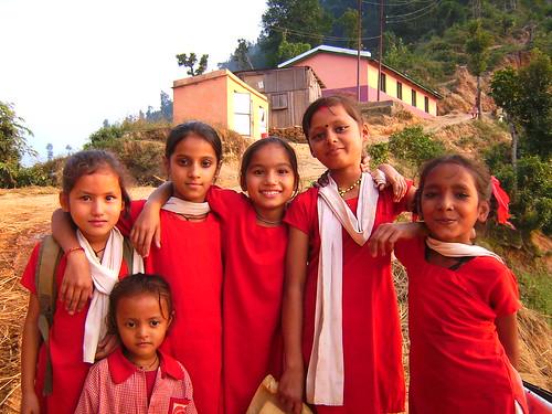 Escuela Tara Nepal 2010