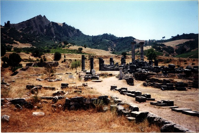 Temple of Artemis at Sardis