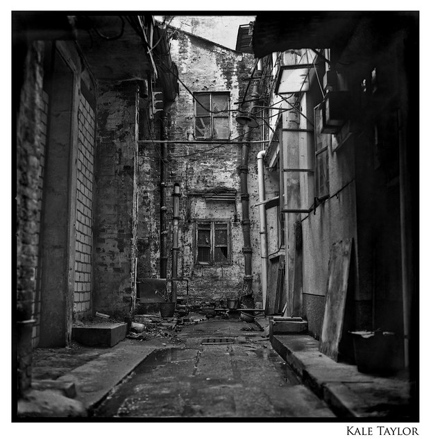 Dead End Alley Flickr Photo Sharing