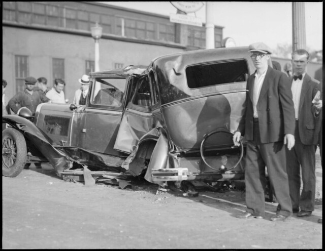 Car Crash Cambridge Ma