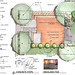 Small photo of Girolimon Residence- Landscape Plan