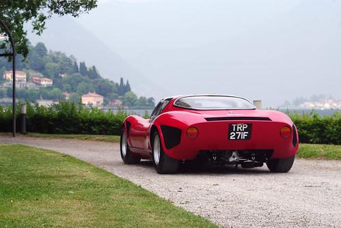 Alfa Romeo, 33 Stradale (1968) by zennax
