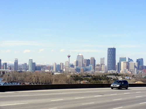 Calgary Skyline 1