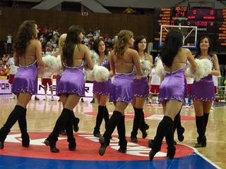 Polskie cheerleaderki