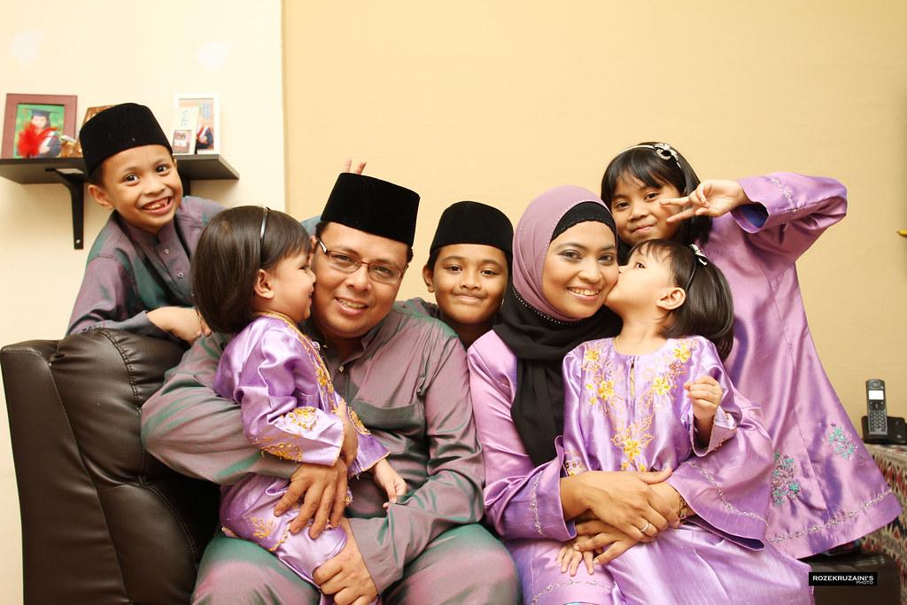En. Samri & Family