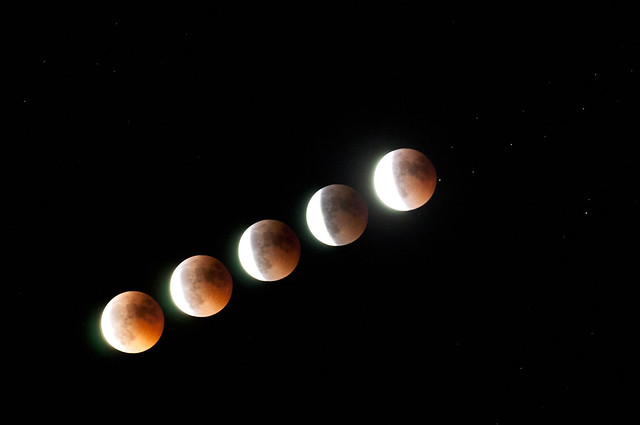 Eclipse Lunaire Juin 2011 - Lunar Eclipse June 2011 | Flickr - Photo ...