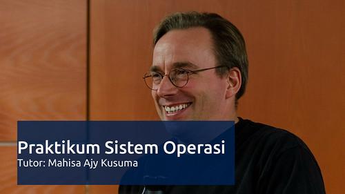 Slide Presentasi Sistem Operasi