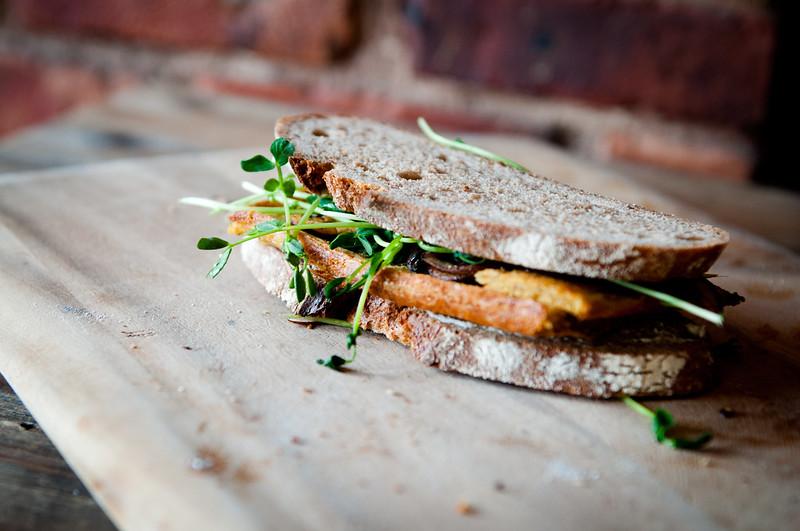 Cecina Sandwich