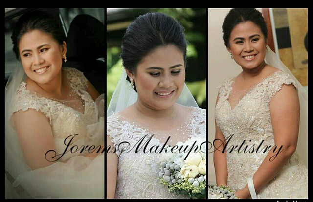 Manila Wedding Hair and Makeup by Jorems