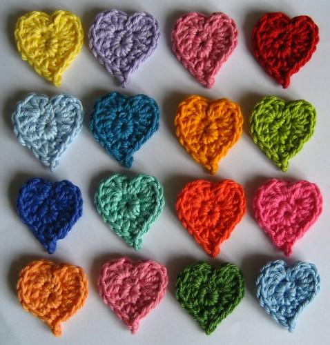 Sixteen Hearts