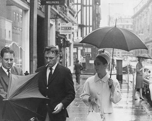 Elizabeth Taylor And Richard Burton Funeral Richard Burton And Elizabeth