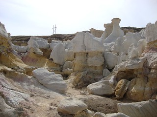 Turtling, Paint Mines, Colorado