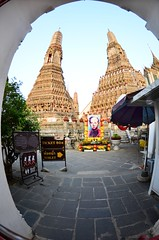 Wat Arun - Ticket 50 B