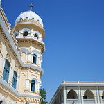 Portions of Gurdwara Janamasthan Nankana Sahib