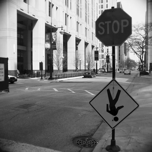 Stop Walking Upside Down Flickr Photo Sharing