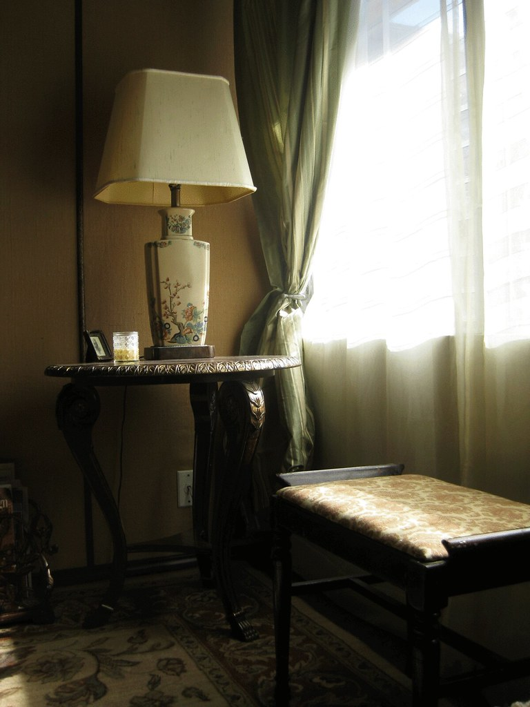A corner shot of the nook