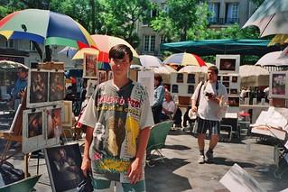 Place du Tertre - Paris