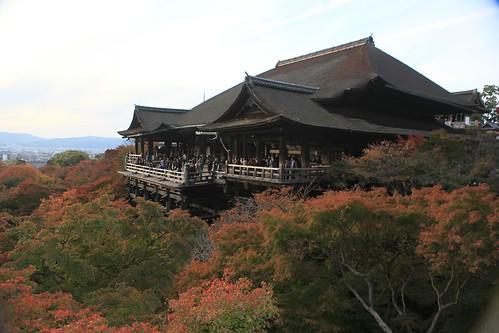 Osaka 清水寺