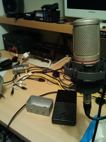 Building a mic adapter… | oh6fxl.com on