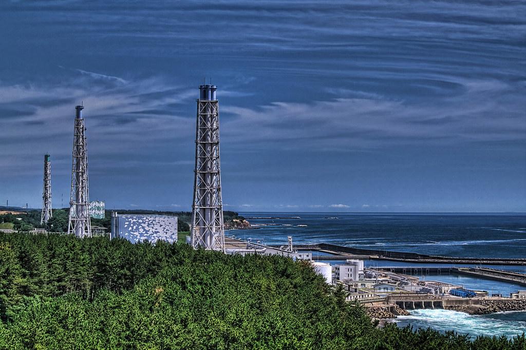 Japanese HDR scene (45)福島第一原発(Fukushima Daiichi Nuclear Power Station)