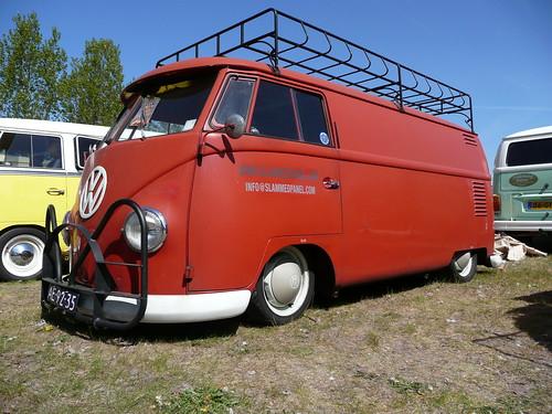 AE-92-35 Volkswagen Transporter T1 1960