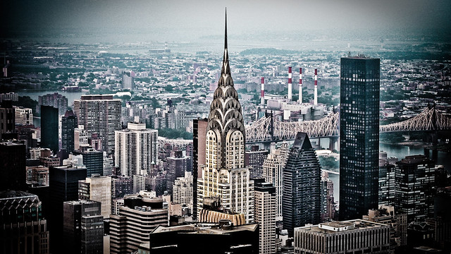0186 - USA, New York, Chrysler Building