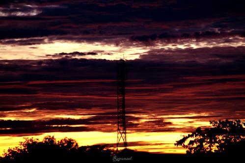 sunset sky canon atardecer luces cielo