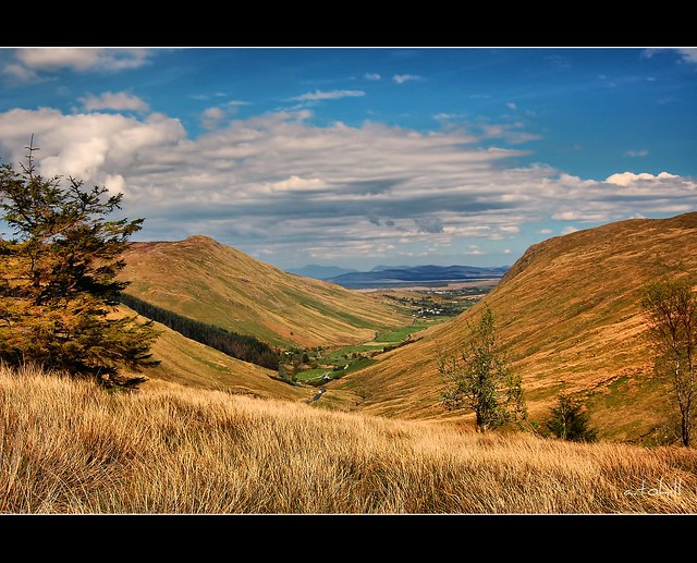 Glengesh Pass  Donegal
