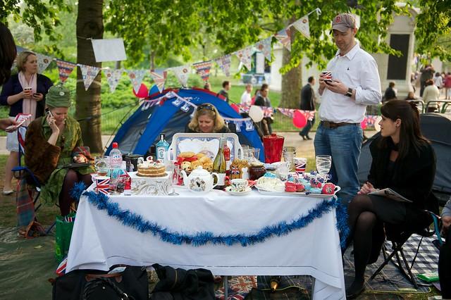 Royal Wedding Tea Party Flickr Photo Sharing
