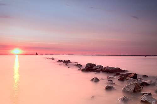 longexposure sunrise canon dawn 1 may maryland skidmore chesapeakebay sandypoint 18seconds ef1740f4usm hoyand400 5dmkii hitechgnd12